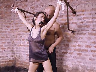 Slave regarding passion