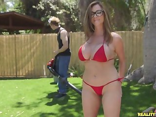 RealityKings - Milf Huntsman - Backyard Banging