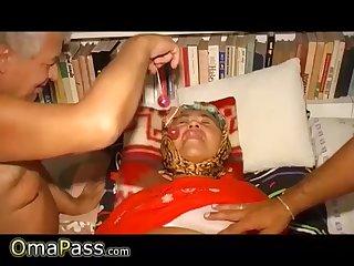OmaPasS and plumper motion amateur sex videos compilation