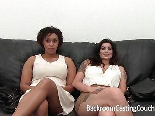 Outstanding Bi-Racial Pretentiously Orb 3Some Audition