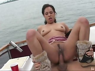 Hot louring drab hardcore porn video
