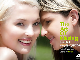 Art Of Kissing Revisited Episode 4 - Surprise - Gina Gerson & Lovita Possibly - VivThomas